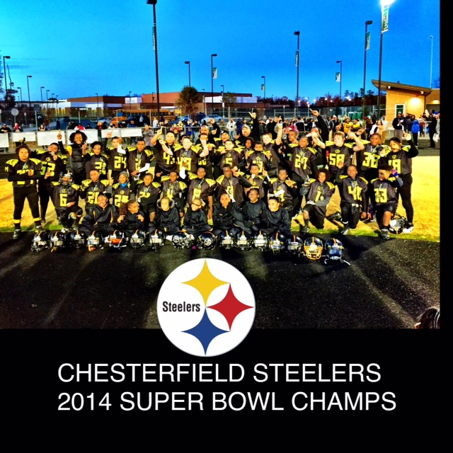 Champion Chesterfield Steelers